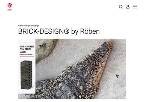 Brick-Design by Röben**