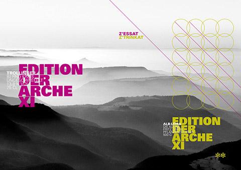 Edition der Arche | Z'trinkat**