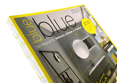 blue Magazin**